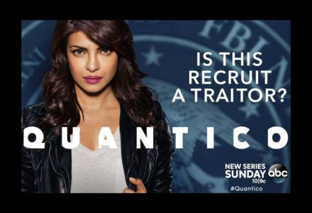 It's All About Bridging The Gap! Bollywood Star Priyanka Chopra Stars in ABC's 'Quantico'