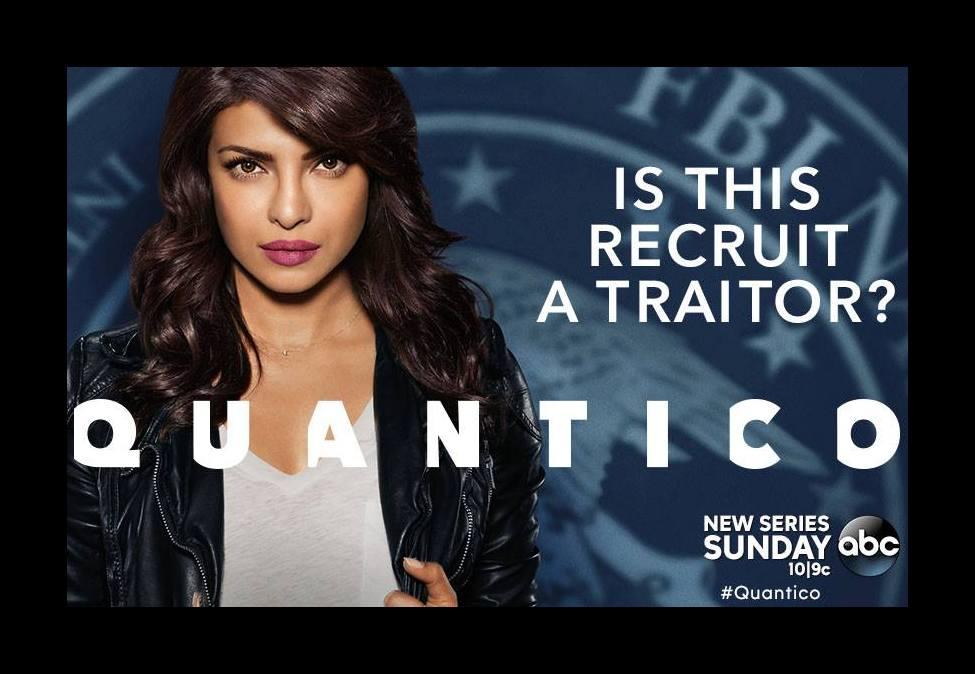 It's All About Bridging The Gap! Bollywood Star Priyanka Chopra Stars in ABC's 'Quantico'