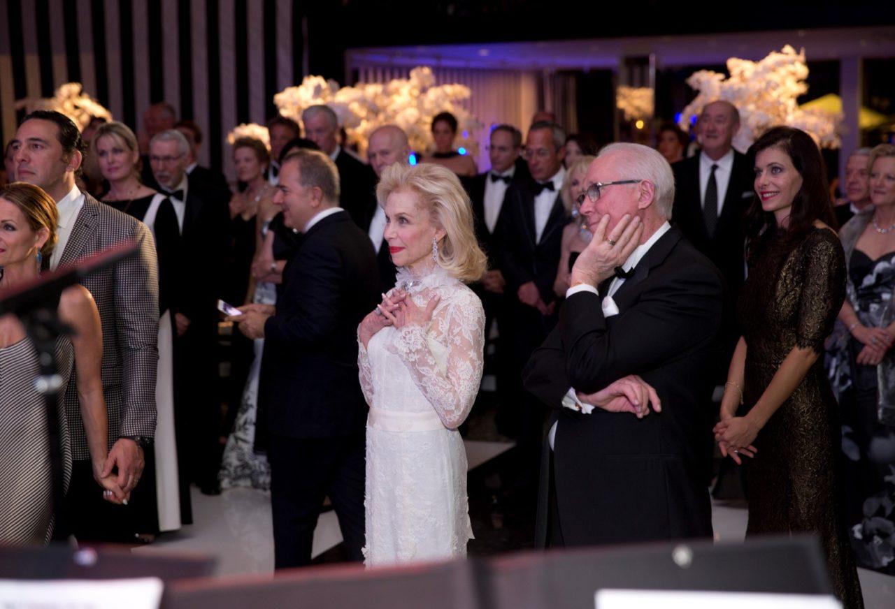 Sir Elton John, Shirley MacLaine, Lynn Wyatt's Birthday Celebration and more – MFAH Ball was more than just Black and White!
