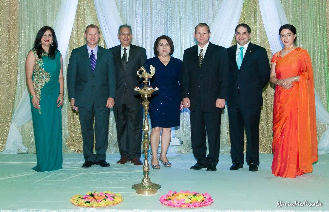 Indo American Forum of Fort Bend - Diwali Gala 2015