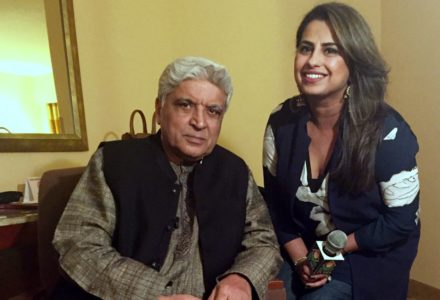 In Conversation with Javed Akhtar