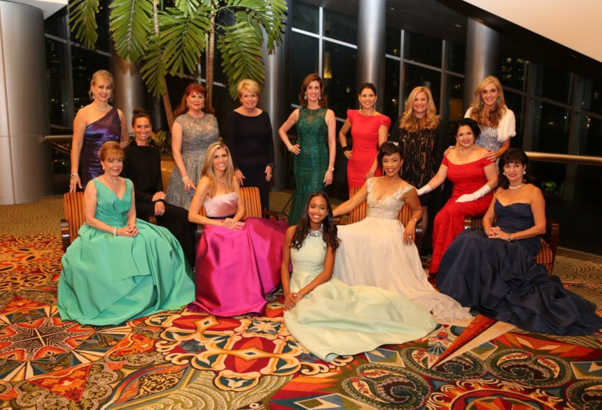 Lavish Cars, Ball Gowns and Women of Distinction – Glitz and Glam at the 2016 Winter Ball