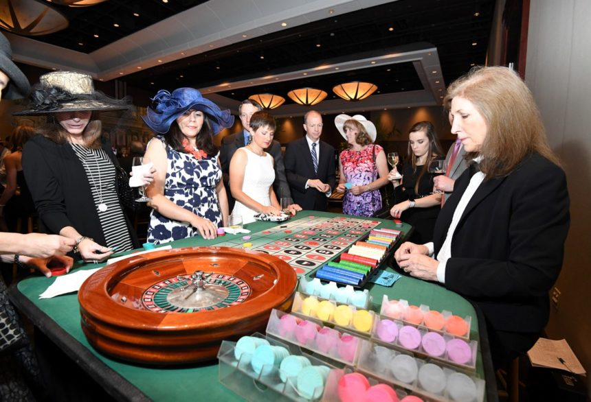 Hats On For Nora's Home Derby Themed Gala