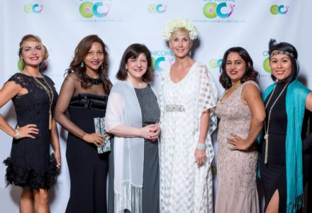 Houstonians Party Gatsby Style to Raise Funds for Ovarcome Cancer