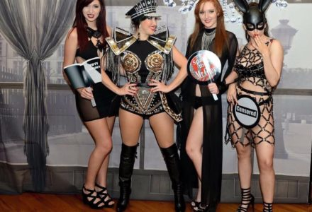 Houston Glorifies Fifty Shades Vegas Style Parties