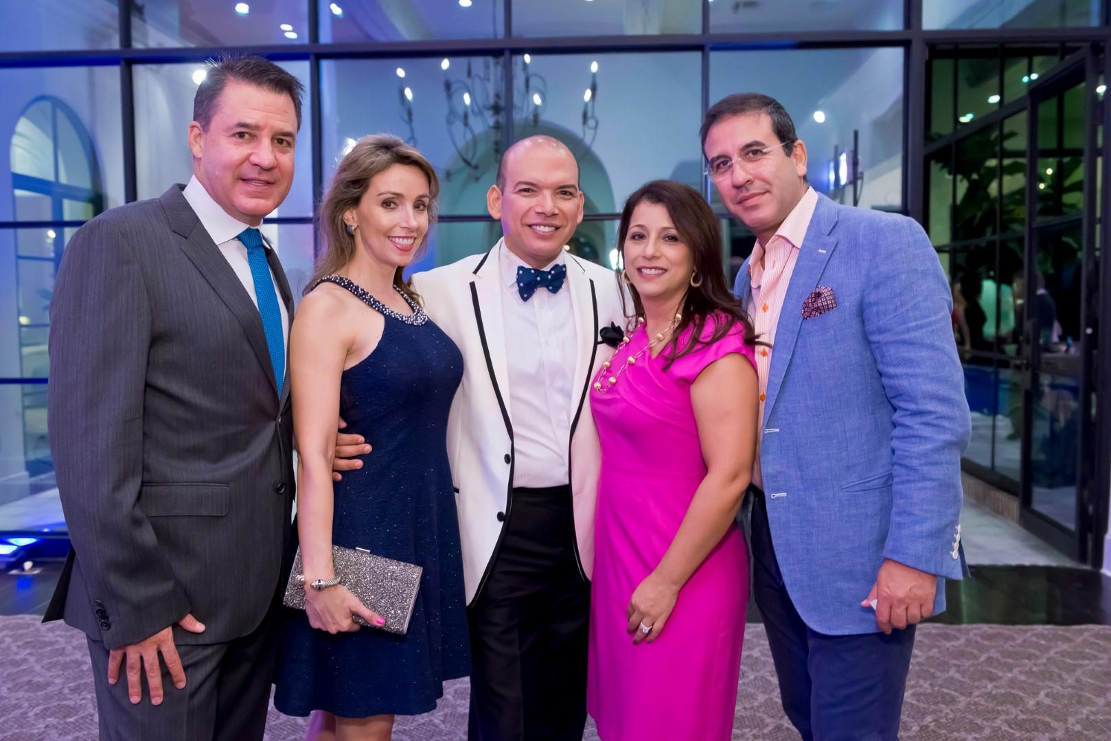Mauricio Vallejo, Liliana Molina, Alex Martinez-Arpin, Sandra Fonseca, Alberto Uribe
