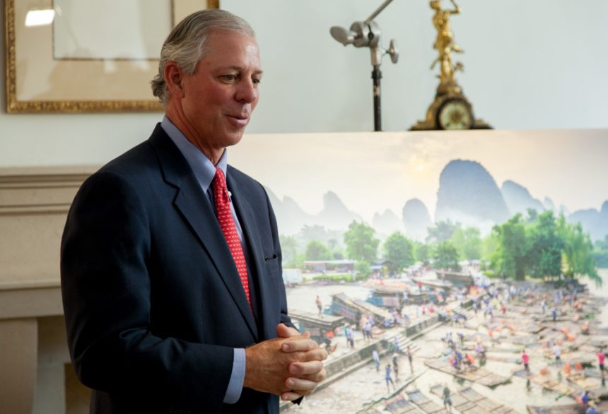 World Affairs Council Honors Texas Medical Center's CEO
