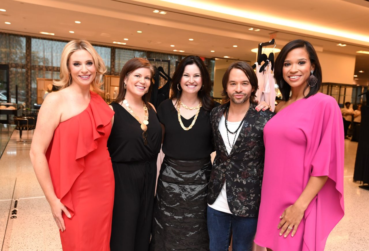 TOOTSIES WOW Summer Soiree Raises Over $14,000 for Dress for Success Houston