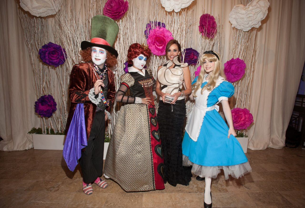 Mad Hatter Themed Children's Museum Ball Raises $1 Million