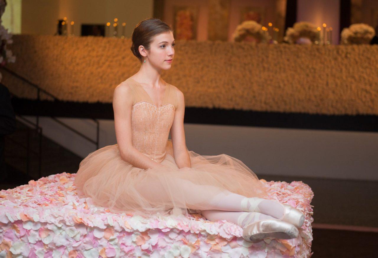Rose Garland Tents, Lavish Gowns: Grand Gala Ball Raises $1.85 Million
