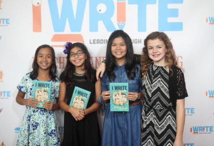 iWRITE Hosts an Educational Soiree of Young Writers