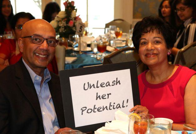 Pratham Fashion Luncheon Glorifies Education and Empowers Women