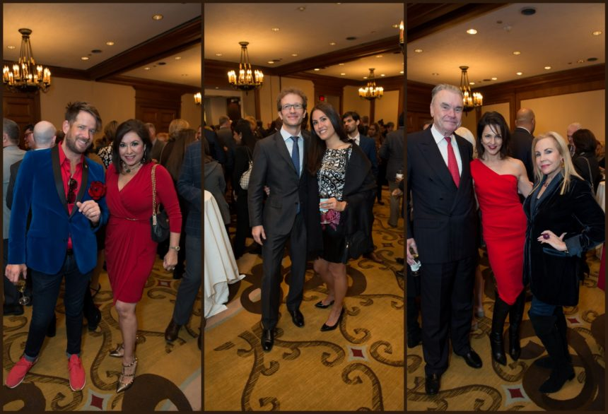 Houston Celebrates World AIDS Day Luncheon