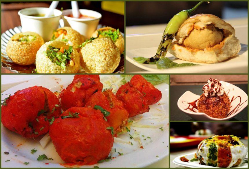 7 Smashing Street Foods of India
