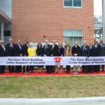 The Dave Ward Building, Crime Stoppers of Houston Ribbon Cutting and Grand Opening