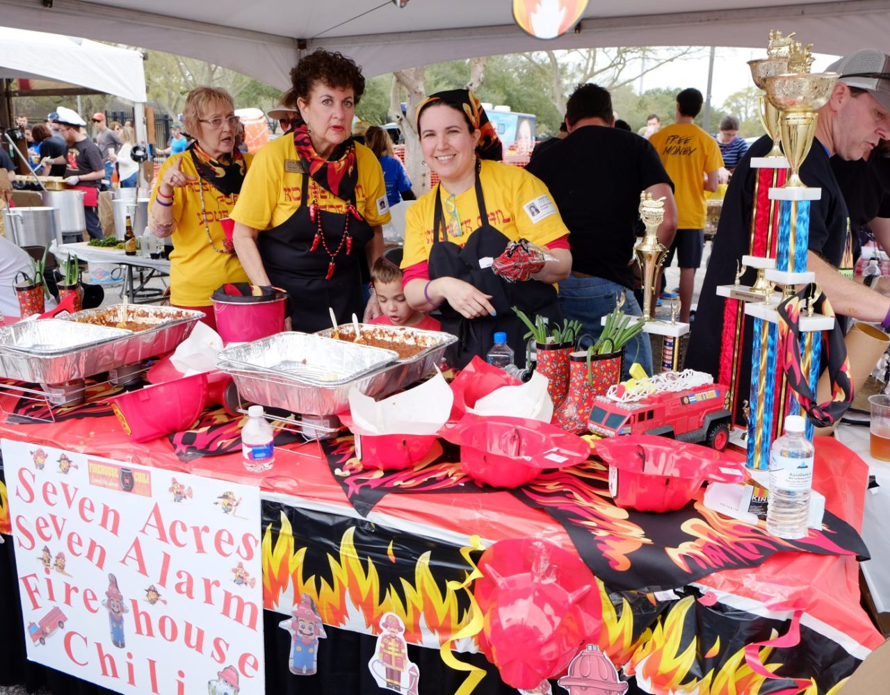 Annual Houston Kosher Chili Cookoff Marks Another Successful 7th Year Celebration