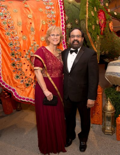 Angela and Chowdary Yalamanchili (Gala Co-Chairs)