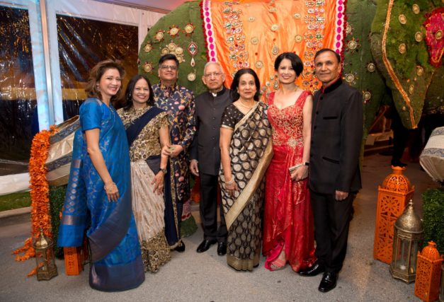 Asia Society Texas Center Salutes Magnificent India at Sellout Black Tie Gala