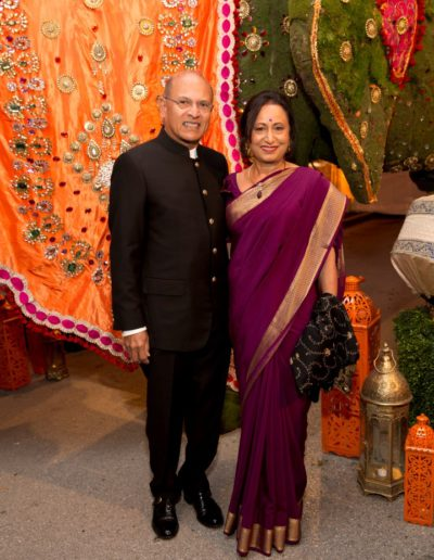 Drs. Sumant and Shaila Patel