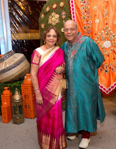 Leela and Nat Krishnamurthy