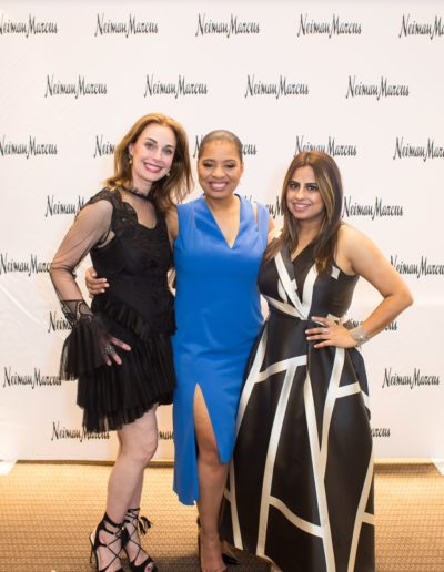 Rebecca Brinkley, Shawntell McWilliams, Ruchi Mukherjee