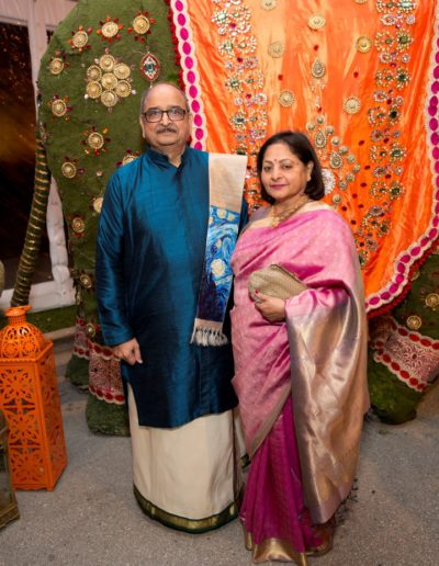 Sesh and Prabha Bala