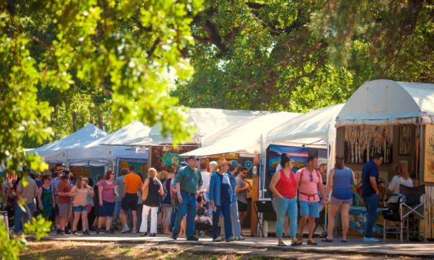 Bayou City Art Festival Memorial Park 2017