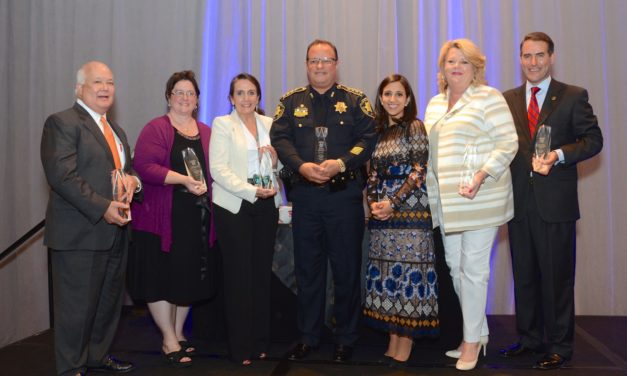 Crime Stoppers of Houston Recognizes Distinguished Community Members at Annual Awards Luncheon