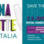 "Festari for Men ""Una Notte in Italia"" for the Women's Center"