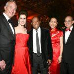 Asia Society Texas Center Celebrates 'Fabulous Forty' raising $1.418 Million at annual Tiger Ball