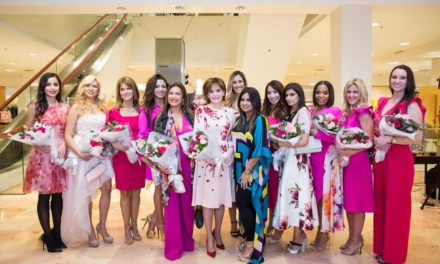 Stephen Brunelle, VP General Manager of Neiman Marcus, and Ruchi Mukherjee Host & Founder of International Mother's Day Soirée Reveal the 2019 Honorees at Neiman Marcus