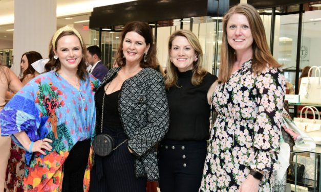 Women of Wardrobe and Dress for Success Houston Celebrate Summer One Last Time at 16th Annual Soirée